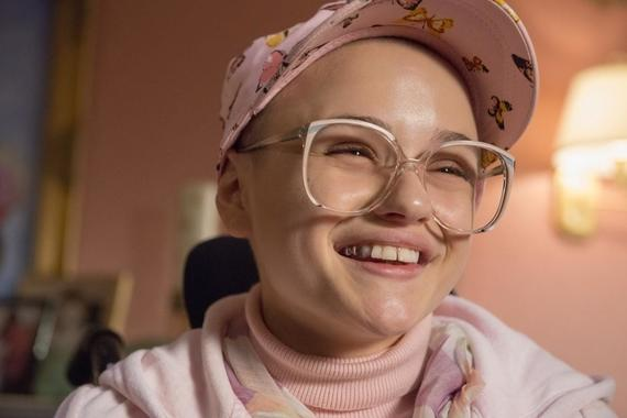 "The Act -- "" "" -- Gypsy Rose Blanchard (Joey King) shown. (Photo by: Brownie Harris / Hulu)"
