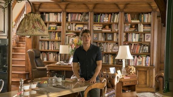 "Runaways -- ""Split Up"" -- Episode 213 -- The Runaways face betrayal from within their own ranks, but won't compromise. Facing threats from all directions, the group is separated and tries to survive against an enemy far more aggressive than they expected. Chase Stein (Gregg Sulkin) shown. (Photo by: Michael Desmond / Hulu)"