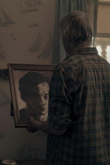 "CASTLE ROCK -- ""Habeas Corpus"" - Episode 102 - Henry gets a new client at Shawshank Prison. Alan Pangborn (Scott Glenn) shown. (Photo by: Seacia Pavao/Hulu)"
