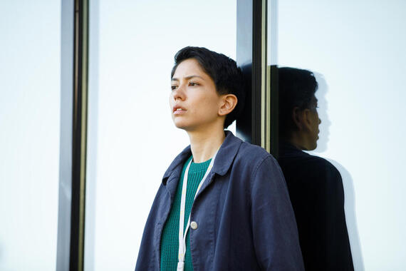 "DEVS ""Episode 3"" (Airs Thursday, March 12) -- Pictured: Sonoya Mizuno as Lily. CR: Raymond Liu/FX"