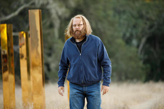 "DEVS ""Episode 4"" (Airs Thursday, March 19) -- Pictured: Nick Offerman as Forest. CR: Raymond Liu/FX"