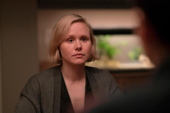 "DEVS ""Episode 6"" (Airs Thursday, April 2) -- Pictured: Alison Pill as Katie. CR: Miya Mizuno/FX"