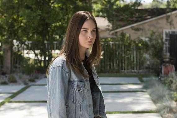 "Light as a Feather -- ""...Dead as a Doornail"" - Episode 103 - Trey reveals surprising new details about the night of Olivia's party. McKenna (Liana Liberato), shown. (Photo by: Rachael Thompson/Hulu)"