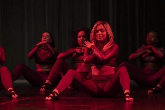"Light as a Feather -- ""...Mad as a Hatter"" - Episode 105 - Violet uncovers crucial information about the girls' relationship. Chachi Gonzales, shown. (Photo by: Alex Lombardi/Hulu)"