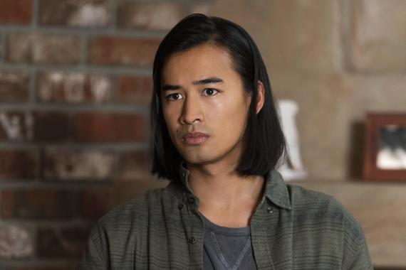 "Light as a Feather -- ""...Innocent as a Lamb"" - Episode 109 - Violet recounts an important story from her past. Trey (Jordan Rodrigues), shown. (Photo by: Rachael Thompson/Hulu)"