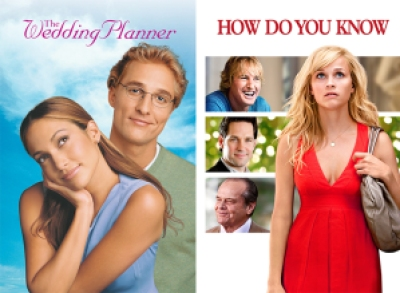 title images for The Wedding Planner and How Do You Know