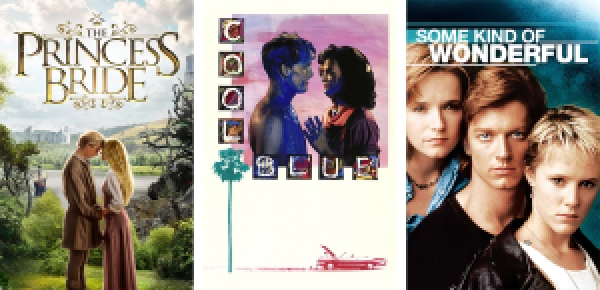 Title image for Princess Bride, Cool Blue, and Some Kind of Wonderful