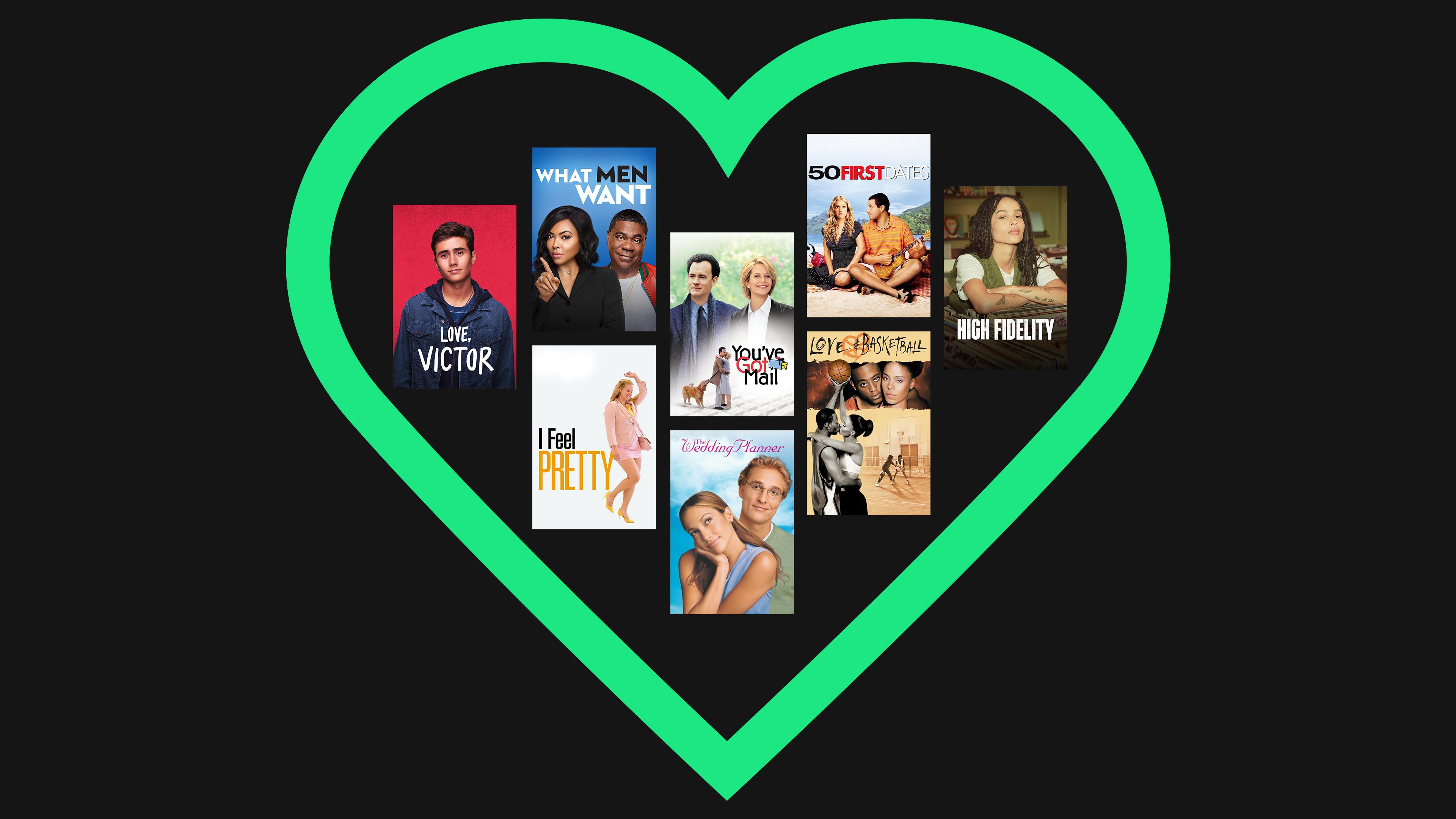 Hulu Guide to Romance Movies