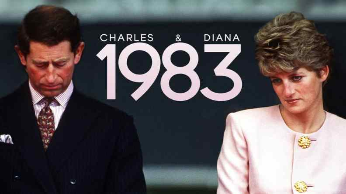 Prince Charles and Princess Diana in 1983
