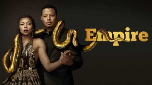 itle art for Empire, featuring Taraji P. Henson and Terrence Howard