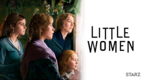 Title art for the 2019 remake of Little Women