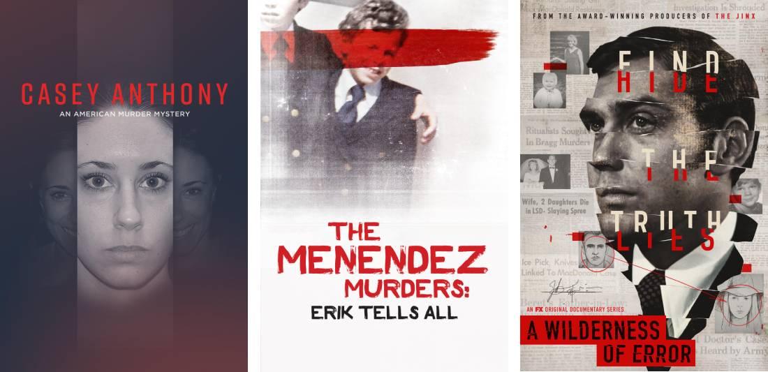 True crime documentaries on Hulu