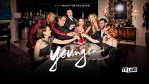 the cast of the tv show younger