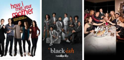 Best Comedy Shows: Blackish, How I Met Your Mother, and Younger