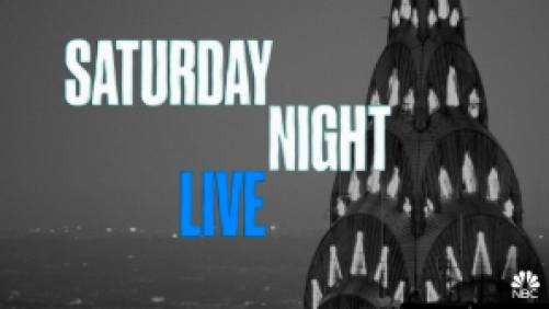 Title art for Saturday Night Live