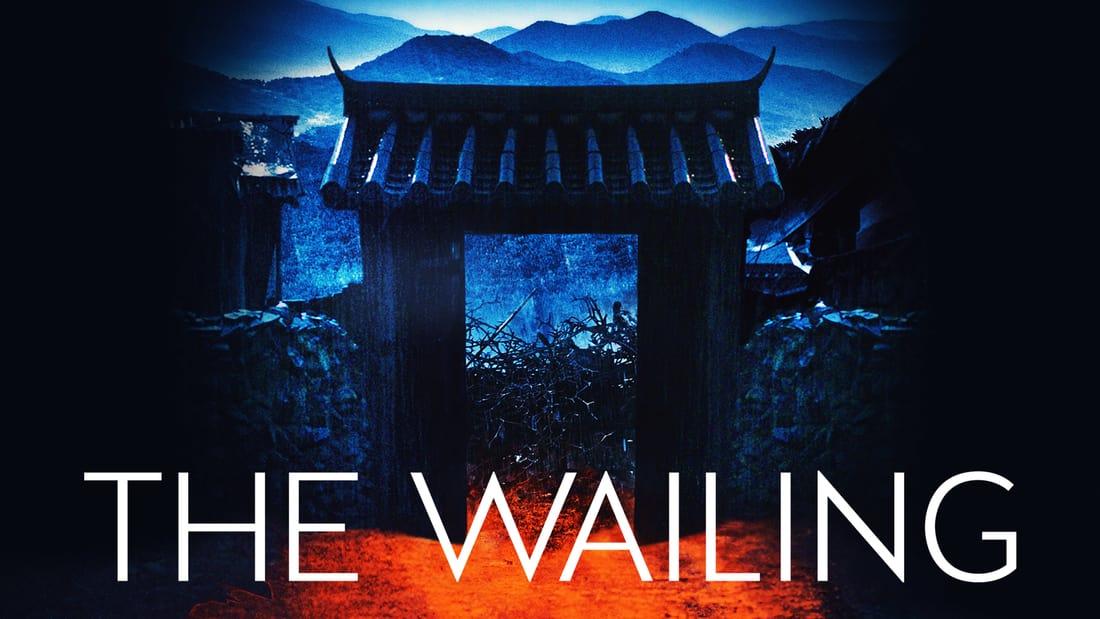A dark mountainous terrain featuring The Wailing title art.