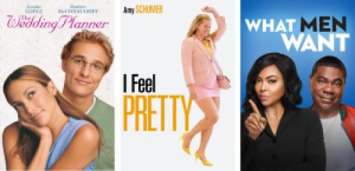 Romantic Comedies on Hulu: The Wedding Planner, I Feel Pretty, and What Men Want
