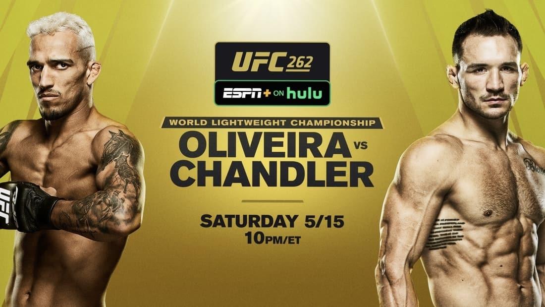 UFC 262 Fight Oliveira vs. Chandler