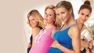Cameron Diaz, Elizabeth Banks, Jennifer Lopez, and Brooklyn Decker starring in What to Expect When You're Expecting