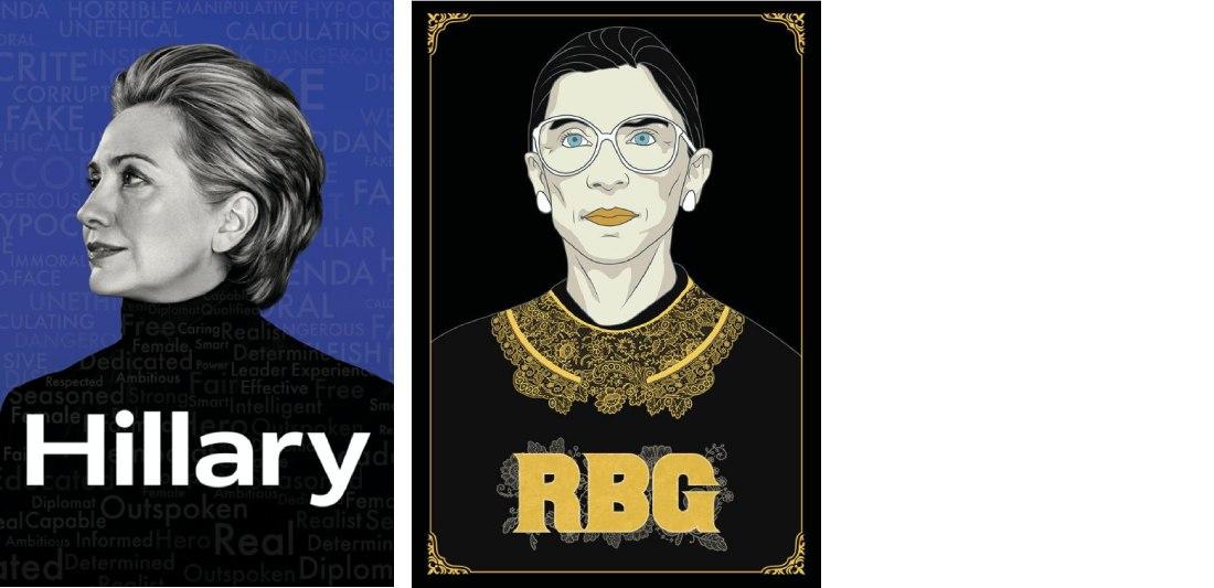 Political documentaries on Hulu: Hillary and RBG