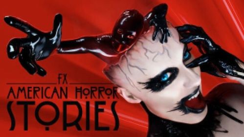 Title art for the FX series American Horror Stories