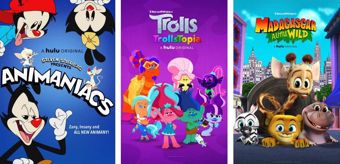 top Hulu kids shows