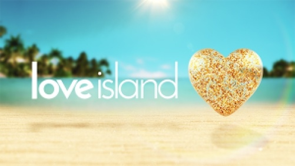 Title art for Love Island UK.