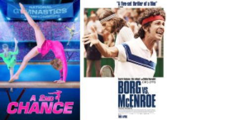 movies about Olympic athletes on Hulu
