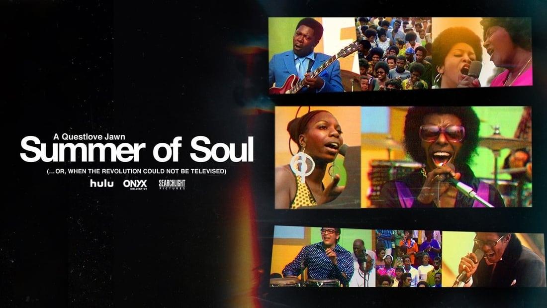Title art for Summer of Soul.