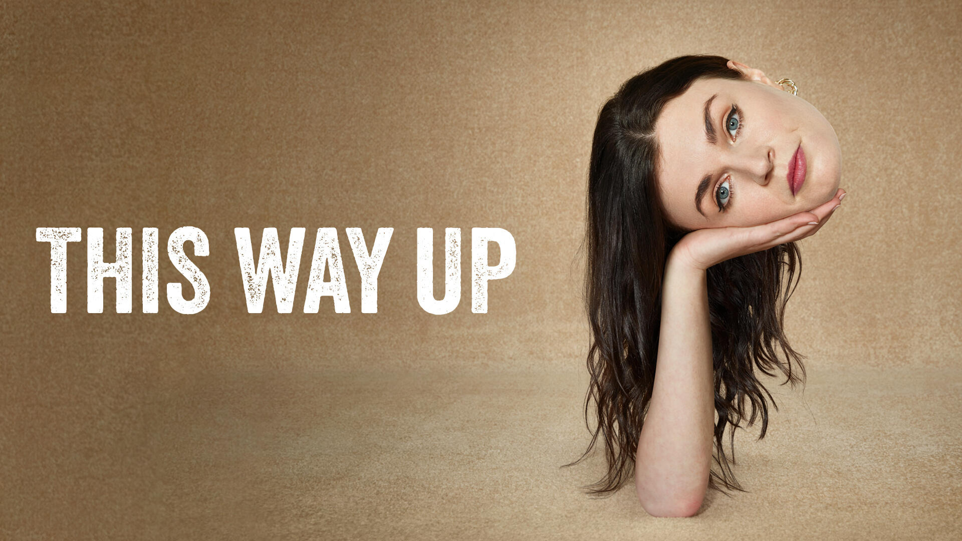"""This Way Up -- Season two of the BAFTA award-winning series is set after the events of the season one finale, with things in flux for Aine (Aisling Bea, """"Living With Yourself;"""" """"Quiz"""") and her sister, Shona (Sharon Horgan, """"Catastrophe;"""" """"Military Wives""""). Aine's starting to leave her time in rehab behind and live less cautiously, which may not be entirely wise. Will she and Richard (Tobias Menzies, """"The Crown;"""" """"Game of Thrones"""") make a go of it? Or continue to exist in the odd tension of the employer and employee? How will Shona and Charlotte (Indira Varma, """"Game of Thrones;"""" """"Luther"""") manage running a new business together and having feelings for each other? Will Shona be able to go through with marrying Vish (Aasif Mandvi, """"Evil;"""" """"The Brink"""")? Planning a wedding? Can she tell him what happened? Is there anything more to tell? Aisling Bea, shown. (Courtesy of Hulu)"""