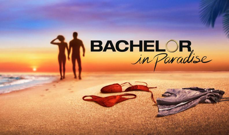 Title art for Bachelor in Paradise on Hulu