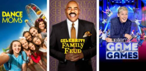 Family Reality shows on Hulu