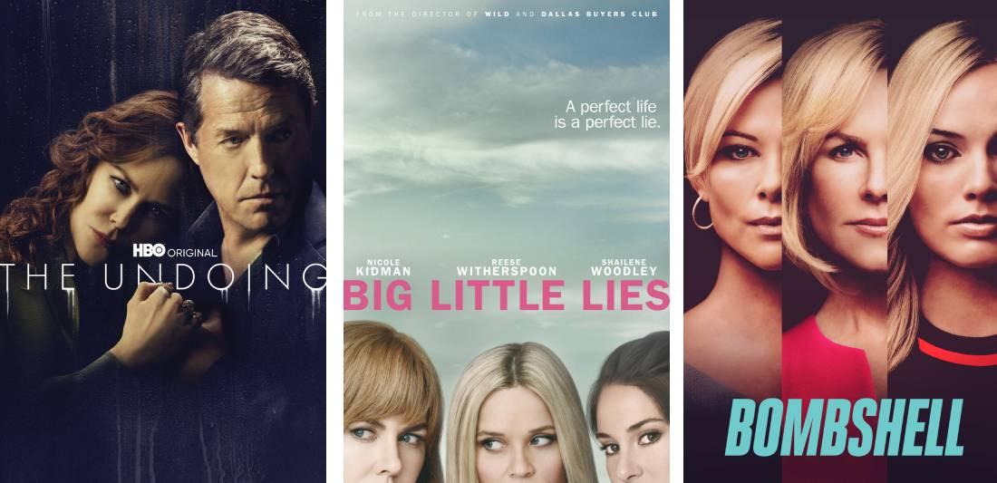 Nicole Kidman shows and movies on Hulu
