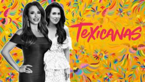 Title art for Texicanas on Bravo.