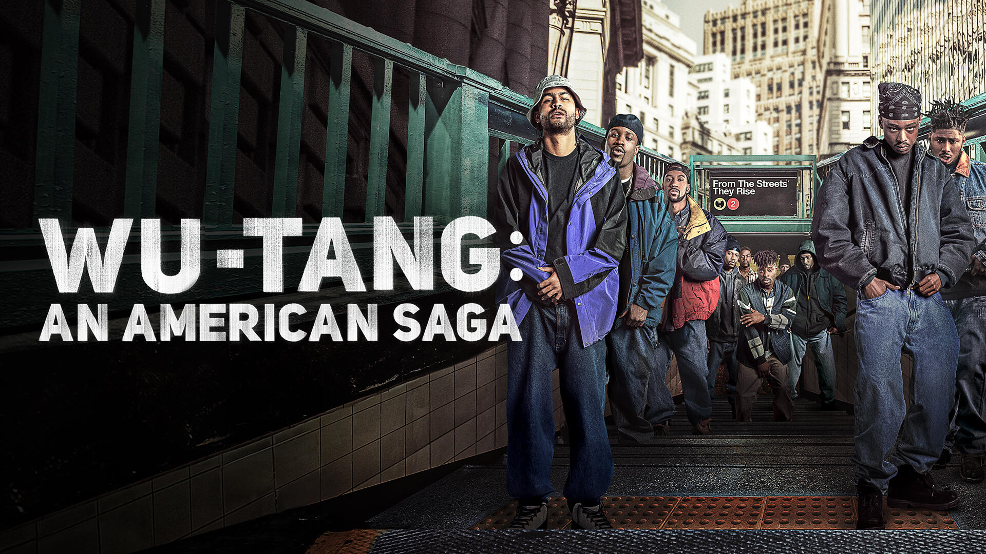 Wu-Tang: An American Saga -- The Clan is disillusioned with life in the projects, and Bobby knows that success in the music industry could be their ticket to better lives. But getting the Clan members to drop everything for music isn't easy. The resentment between Dennis, Sha, Power and Divine still runs deep, while the other Clan members struggle dealing with intercity life. This time around, Bobby is dedicated to authenticity and though he knows he can lead his crew through the challenges of the music business, the Clan's fractures may prove too much to overcome. (Courtesy of Hulu)