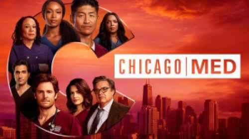 title art for the NBC drama Chicago Med.