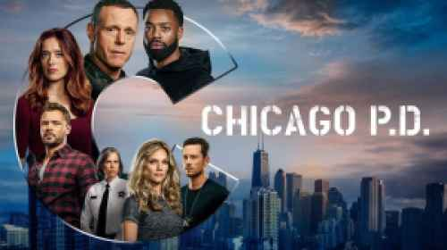 title art for the NBC drama Chicago P.D.
