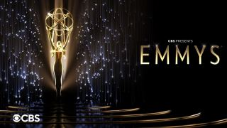 Title art for the Emmy Awards 2021