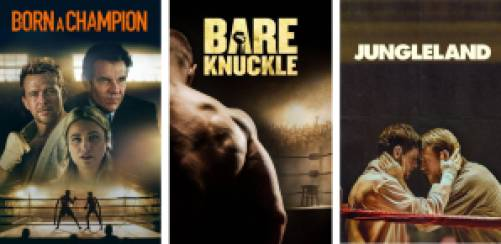 Title art for MMA Movies on Hulu