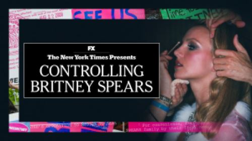 title art for The New York Times Presents: Controlling Britney Spears
